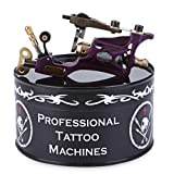 BISOZER Rotary Tattoo Machine Gun, NEW Dragonfly Liner Shader Body Art Beauty Machines Alloy Rotary Motor Tattoo Machines Supplies, Silent Low Vibrating High performance