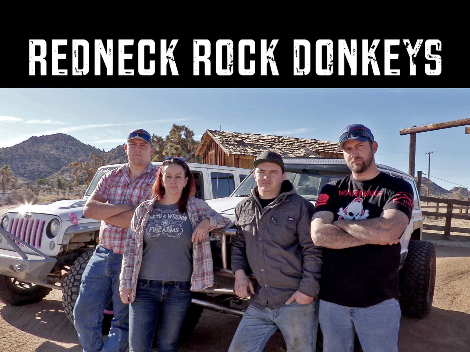 The Redneck Rock Donkeys - Season 1