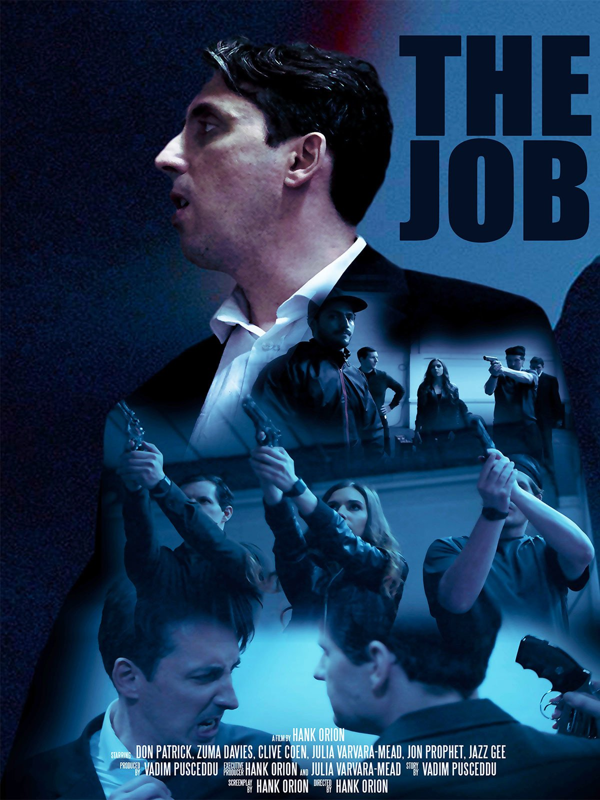 The Job on Amazon Prime Instant Video UK