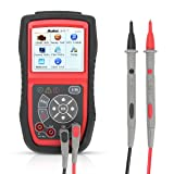 Autel AL-539 AL539 Code Reader Scanner Scan Tool Car Electrical Tester with Full OBD2 Diagnoses and Avometer Function(Upgraded Version of AL519) (Tamaño: AL-539)