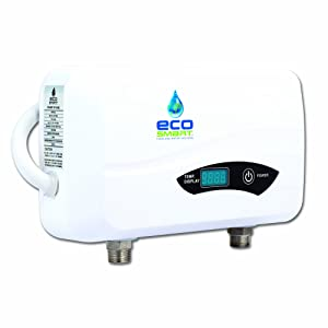 Ecosmart POU 6 Point of Use Electric Tankless Water Heater, 6 KW (Tamaño: 1/20, 1/40, 1/95)
