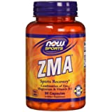 Now Foods ZMA 90 Caps (Pack of 2)