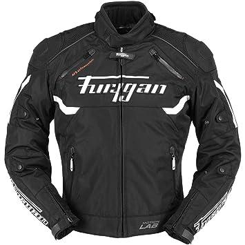 Blouson Textile Furygan Titan Blanc Homme - XXL