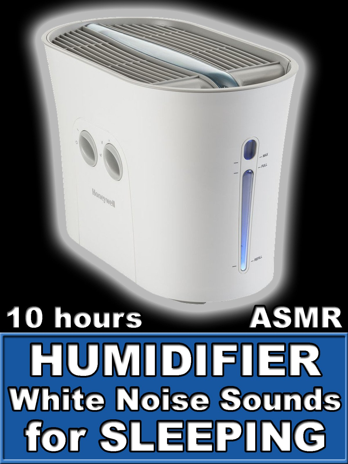 Humidifier White Noise Sounds for Sleeping 10 Hours ASMR