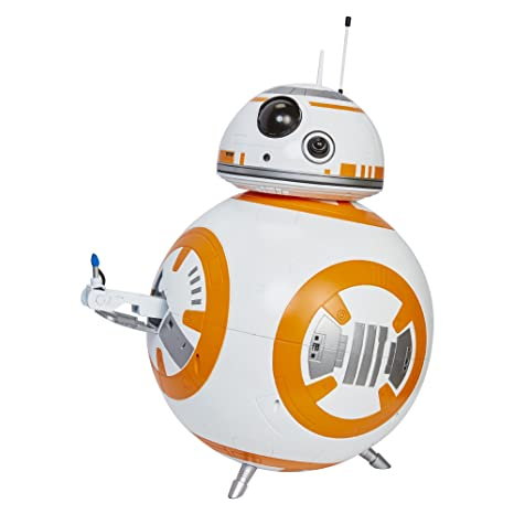Star Wars  - 01780 - Figurine - Bb8 - Électronique - 40 Cm