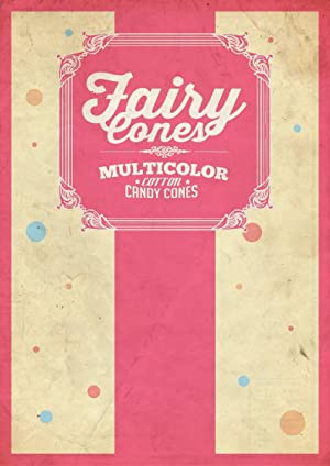 Fairy Cones Premium Multicolor Cotton Candy Cones (50 pcs), Pastel Yellow Blue and Red White Striped cones, Colorful Instructions, Carnival Vintage Pastel Style, Perfect for multiple Themes & All Ages (Color: Pastel Red White Striped, Pastel Yellow White Striped, Pastel Blue White Striped, Tamaño: 11,4 inches length x 1,4 inches width)