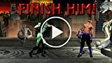 Classic Game Room - MORTAL KOMBAT TRILOGY For Playstation...