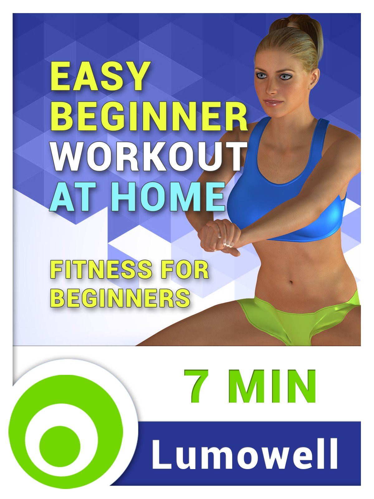 Easy Beginner Workout at Home
