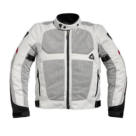 Rev it - Veste - TORNADO JACKET - Couleur : Silver/Black - Taille : 54
