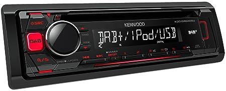 Kenwood Autoradio KDC-DAB400U (CD, DAB, USB)