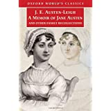 "A Memoir of Jane Austen. And Other Family Recollections (Oxford World's Classics)von ""James Edward Austen-Leigh"""