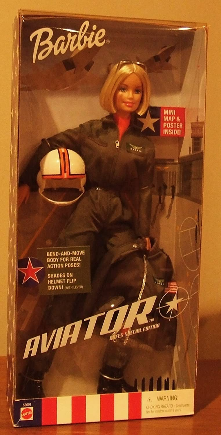 2001 Aviator AAFES Special Edition Barbie