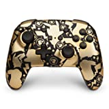 POWER A Pokemon Enhanced Wireless Controller for Nintendo Switch - Pikachu Gold (Only at Amazon.Com) - Nintendo Switch