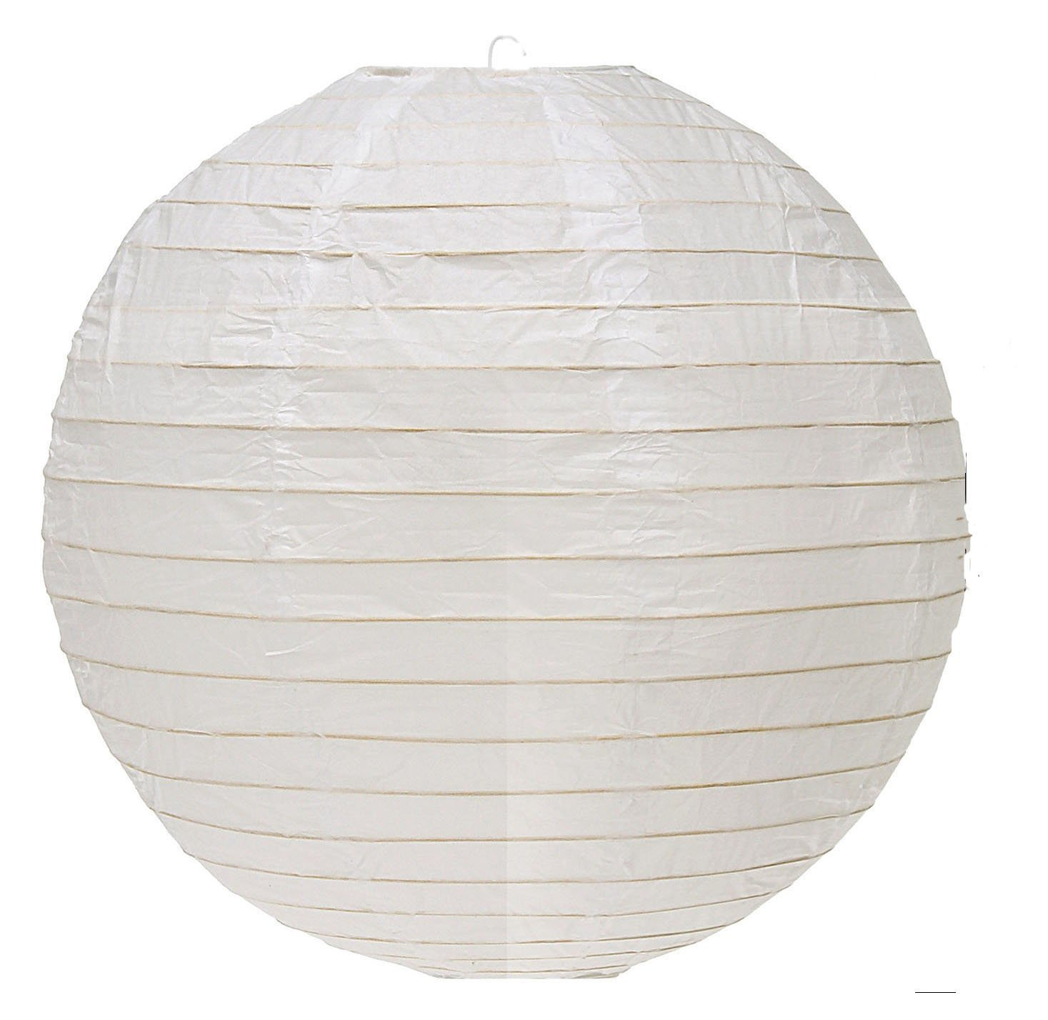 "12 pack 12"" Paper Lanterns Lamp Shades Party Supplies - White - Paper Lanterns Wedding - Amazon.com"