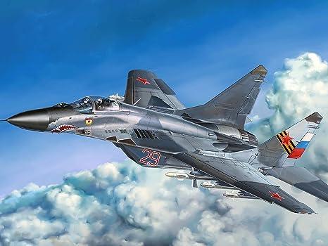 MiG-29 9.13 Fulcrum C (Plastic model)