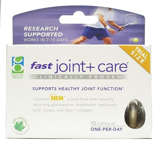 Отзывы Genuine Health Fast Joint+ Care, Capsules