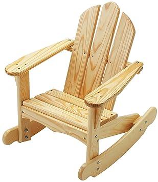 how to make adirondack rocking chair