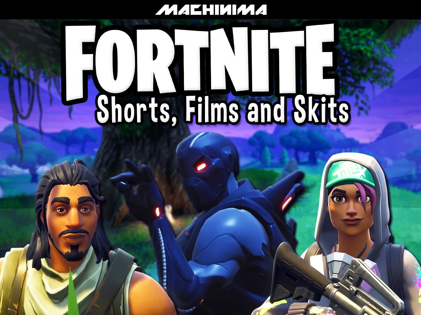 Clip: Fortnite Adventures with Steve and Rachael5 on Amazon Prime Instant Video UK