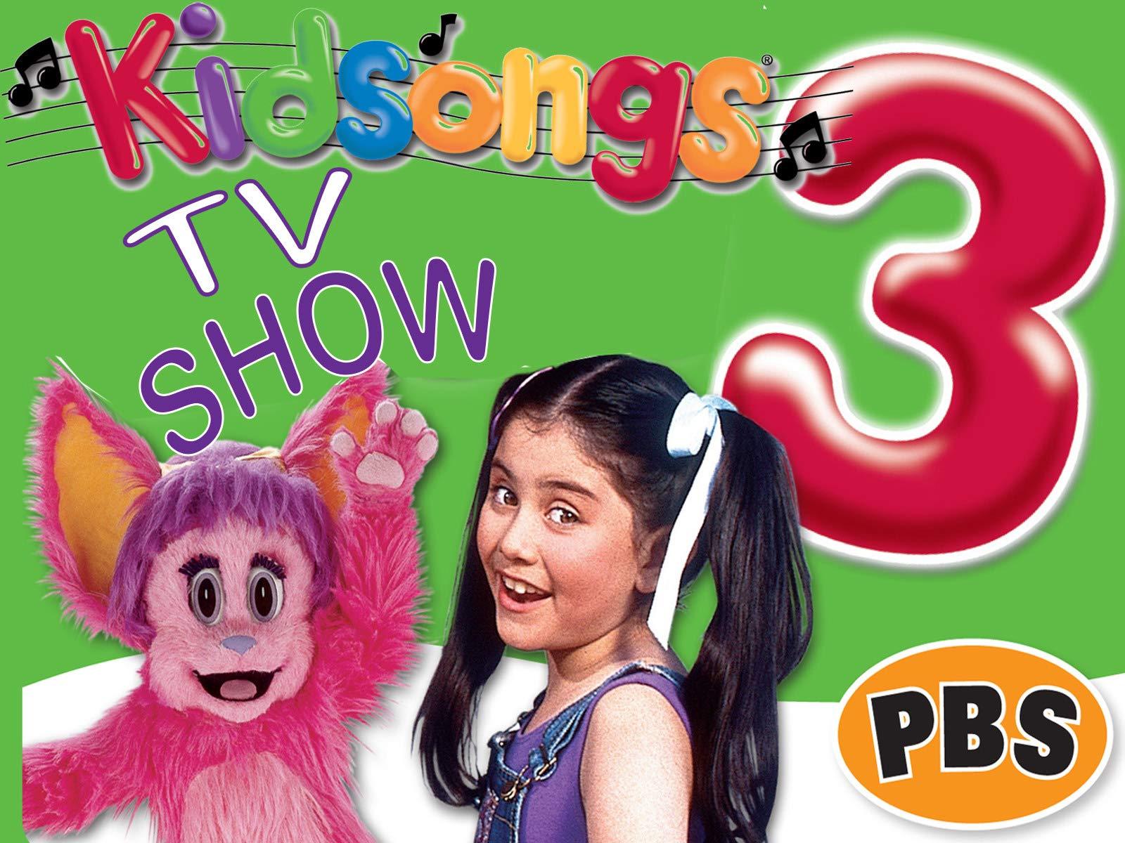 Kidsongs - Season 3