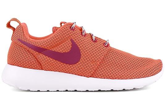 Netherlands Womens Roshe Run - Orange Black Mens Paypal 2015 Running Shoes Good Feeling Nike Roshe Run Flyknit Nike All