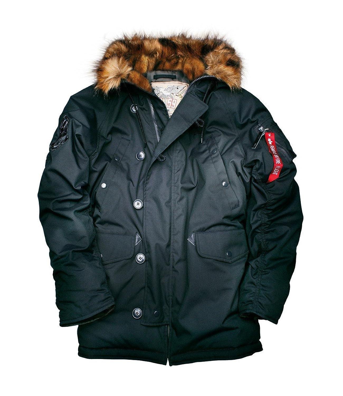 Alpha Industries Herren Explorer Jacke, Mantel oder Parka online kaufen