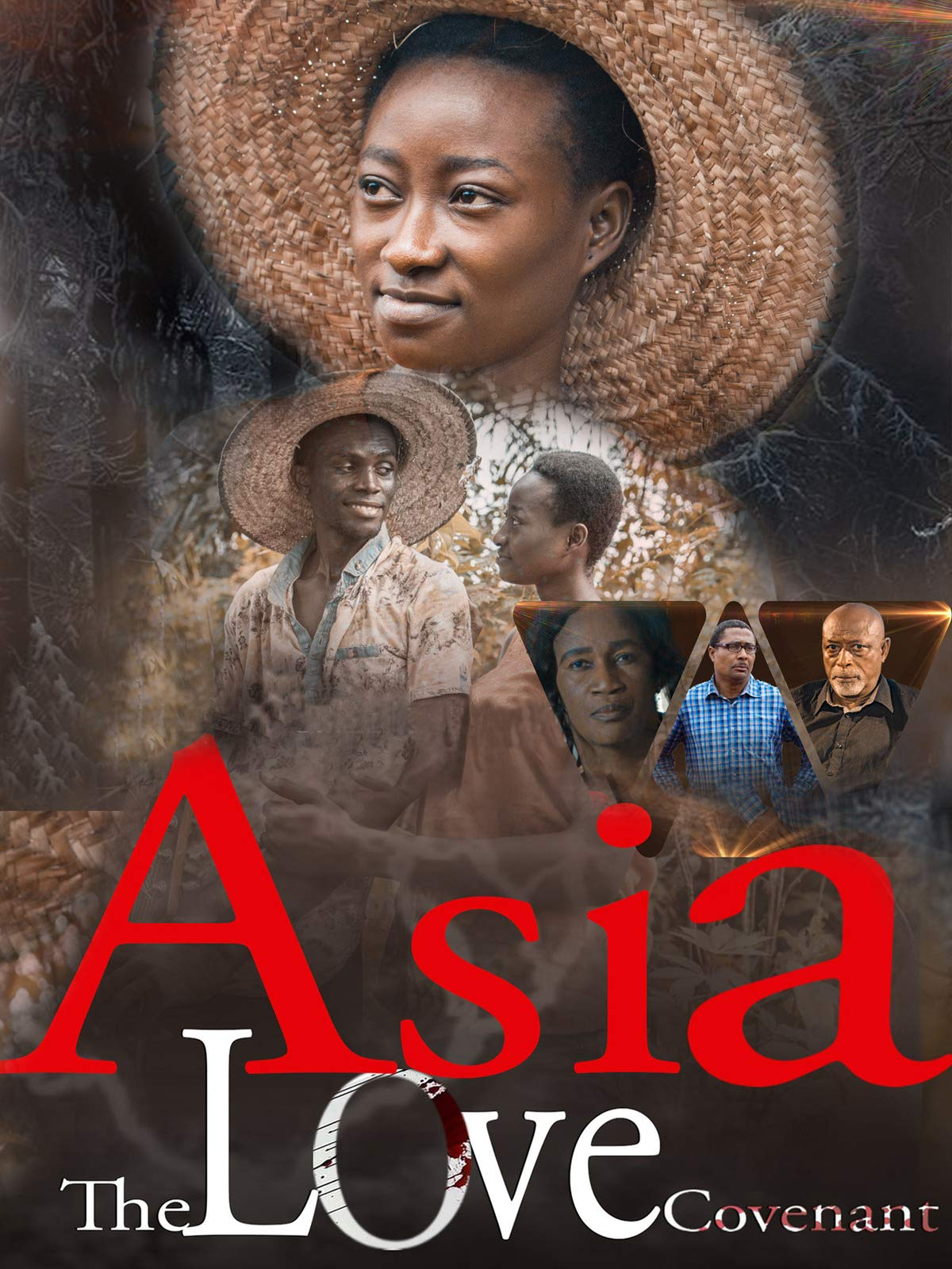 Asia: The Love Covenant