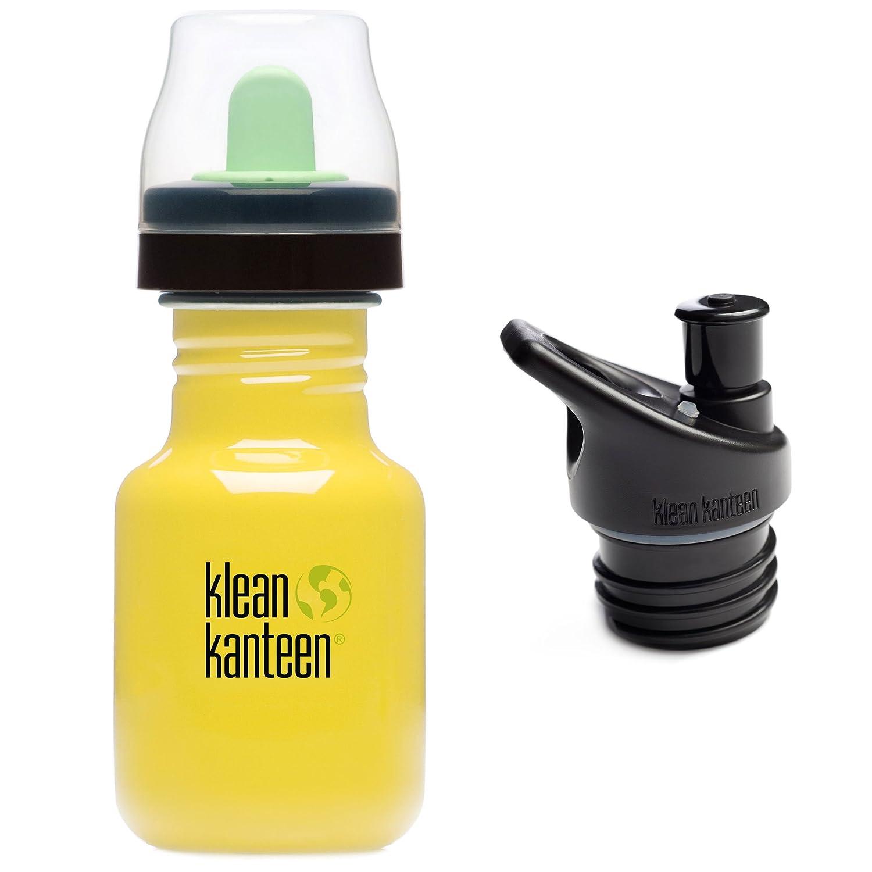 Klean Kanteen Solar Yellow