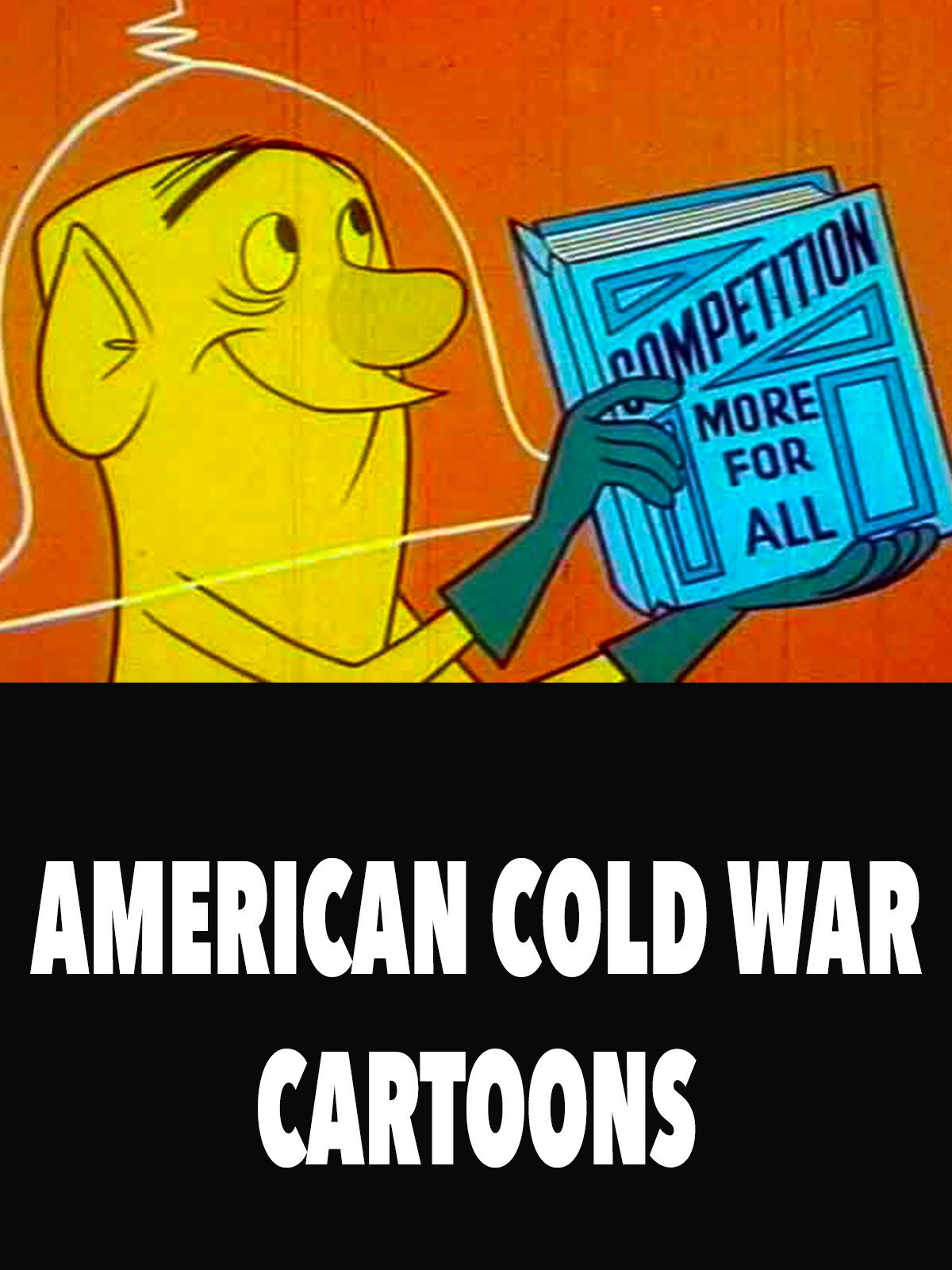 American Cold War Cartoons