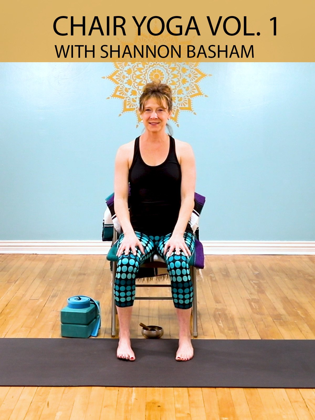 Chair Yoga Vol. 1 with Shannon Basham on Amazon Prime Instant Video UK