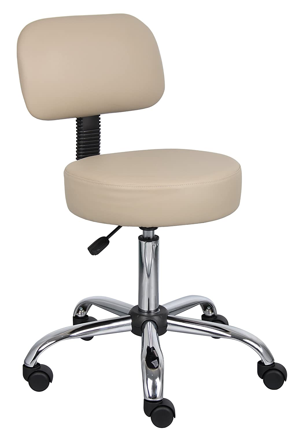 Doctor Caressoft Chair Stool Lab Medical Office Furniture