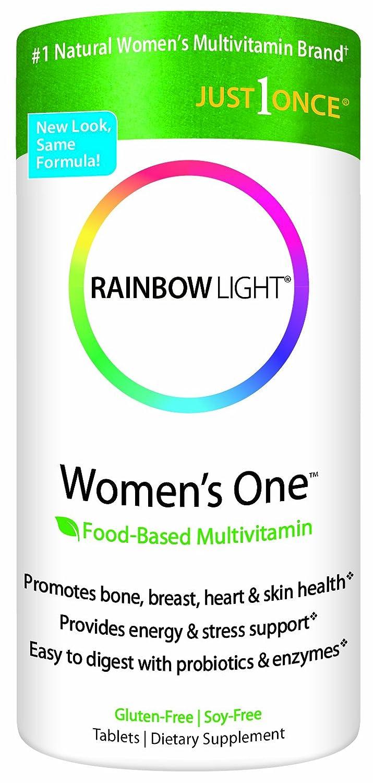 Rainbow Light Womens One Multivitamins 90 Tablets Ebay