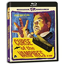 Curse of the Vampires [Blu-ray]