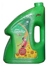 Godrej Imported Refined Sunflower Oil, 5 litres