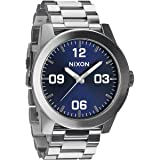 Nixon Men's A3461258 Corporal SS Watch (Color: Blue Sunray, Tamaño: One Size)
