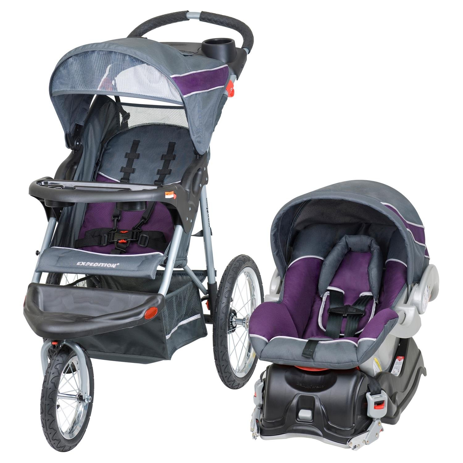 Baby Trend Travel Jogger System, Elixer