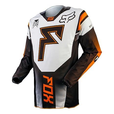 Maillot Motocross Fox 2015 360 Franchise Orange