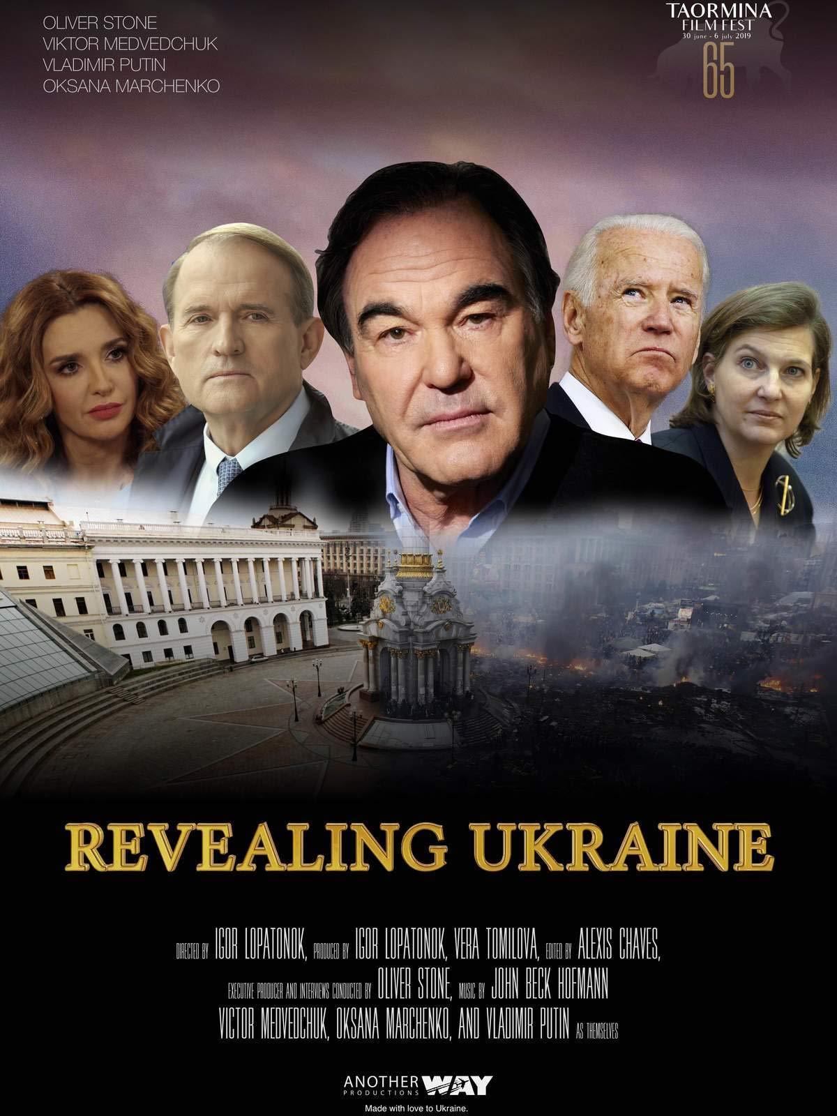Revealing Ukraine on Amazon Prime Video UK