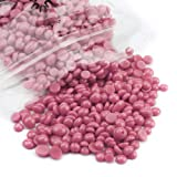Elaco Hard Wax Beans Hard Body Wax Beans Hair Removal Wax Beads for Women Men (A) (Color: A, Tamaño: free size)