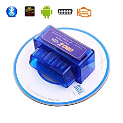 Foseal Car Bluetooth Scan Tool