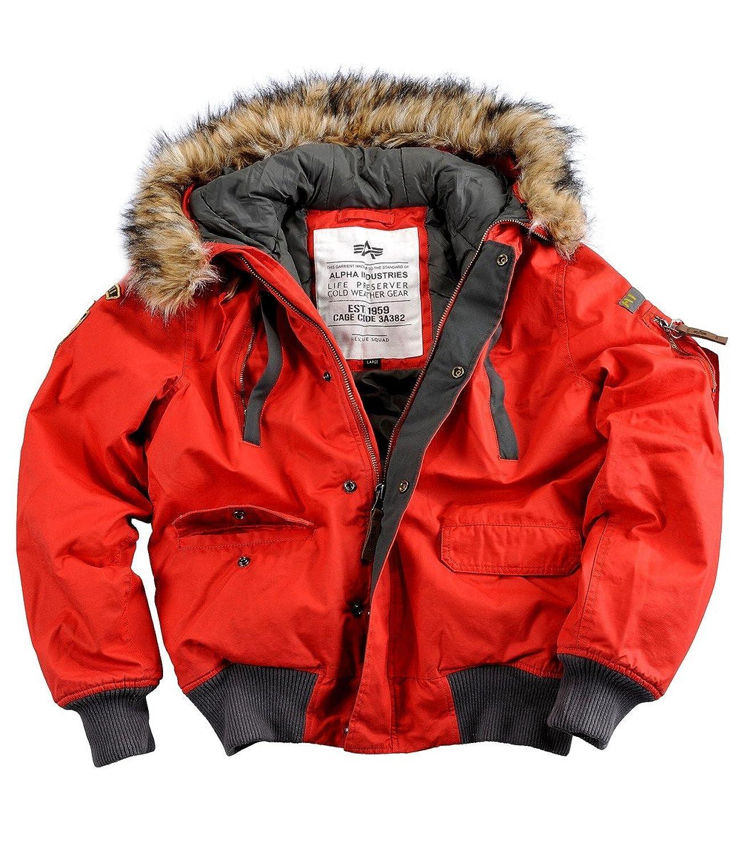 Alpha Industries Herren Daunenjacke Mantel Mountain Jacket online kaufen