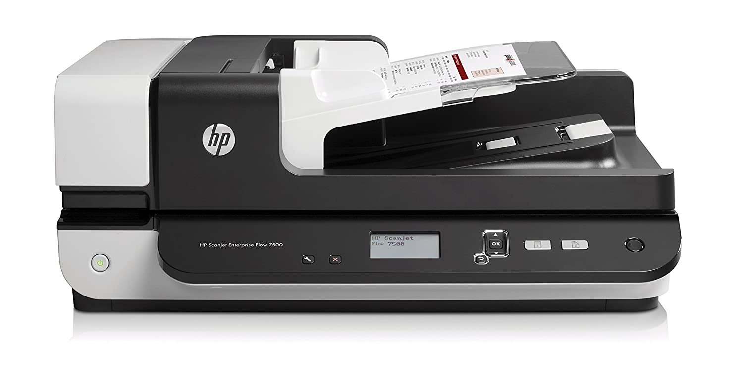 HP Scanjet Enterprise Flow 7500 Flatbed Scanner (L2725B#BGJ)