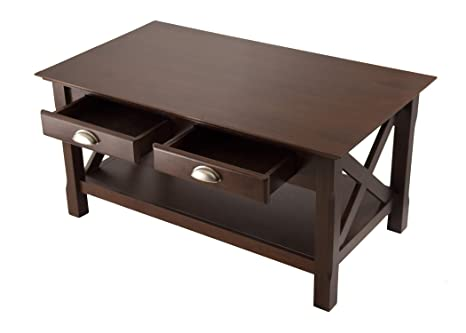 Xola Coffee Table with 2 Drawers Xola Coffee Table with 2 Drawers