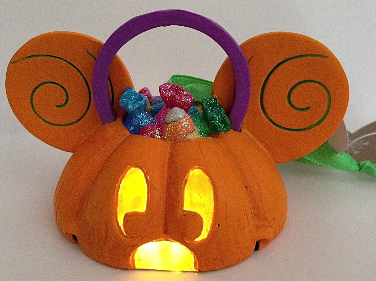 Mickey Mouse Halloween Lighted Decorations