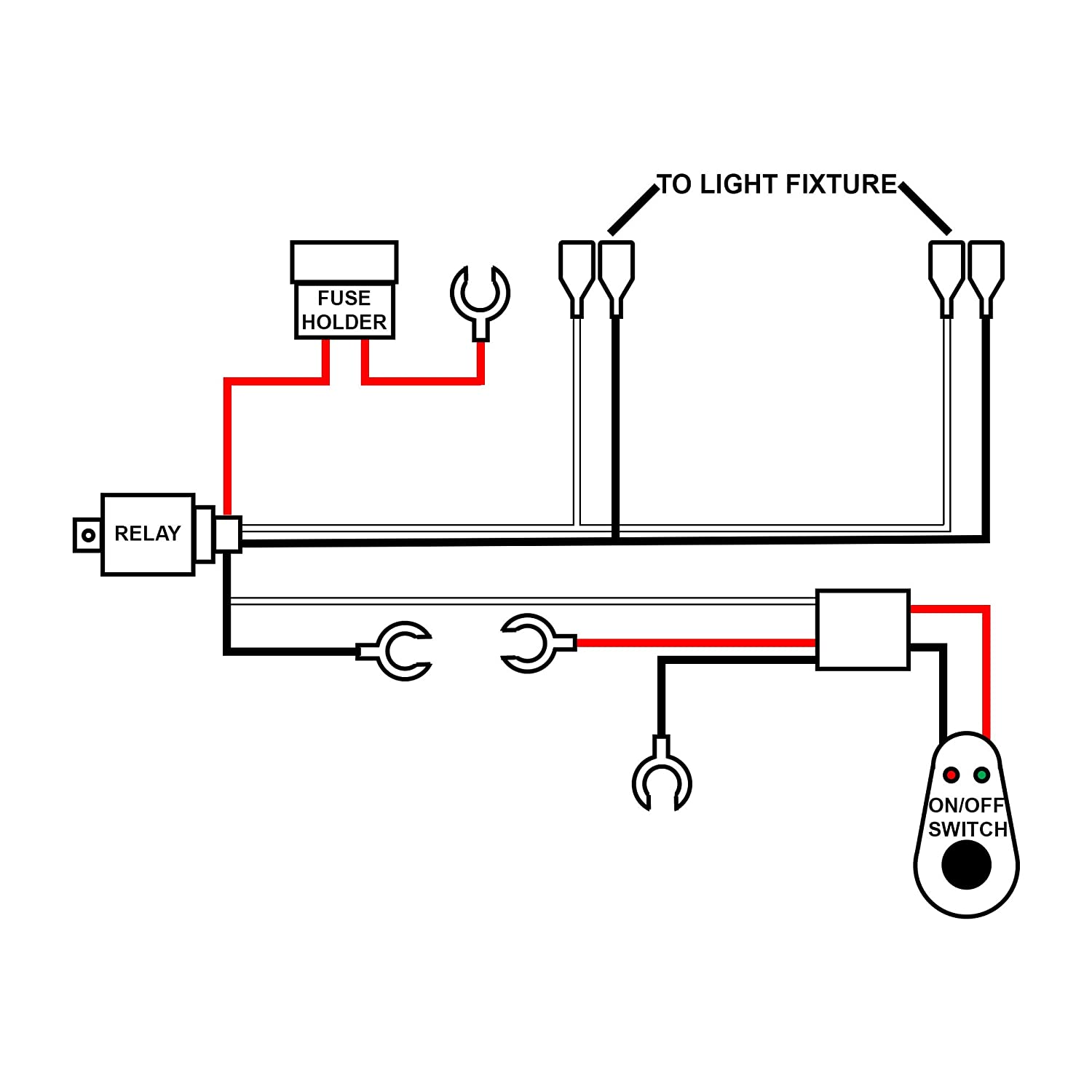 jeep tow bar wiring diagram off road atv jeep truck led light bar wiring harness free ... #2