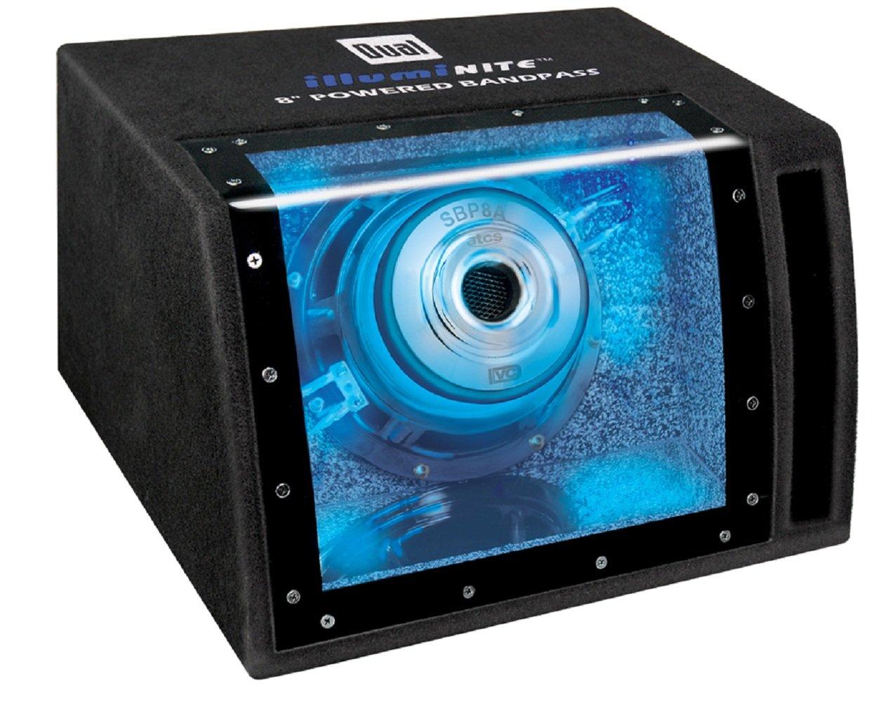 Dual SBP8A 160-Watts 8 inch