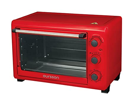 Oursson MO2610/RD Mini Four Rouge 26 L 1500 W