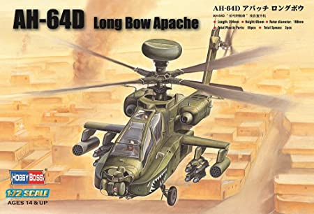Hobby Boss - AH-64D APACHE HELICOPTERE