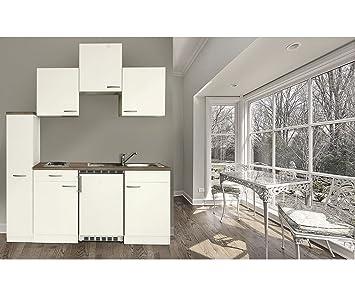 respekta single k che k chenzeile k chenblock 180 cm wei wei kb180ww da329. Black Bedroom Furniture Sets. Home Design Ideas