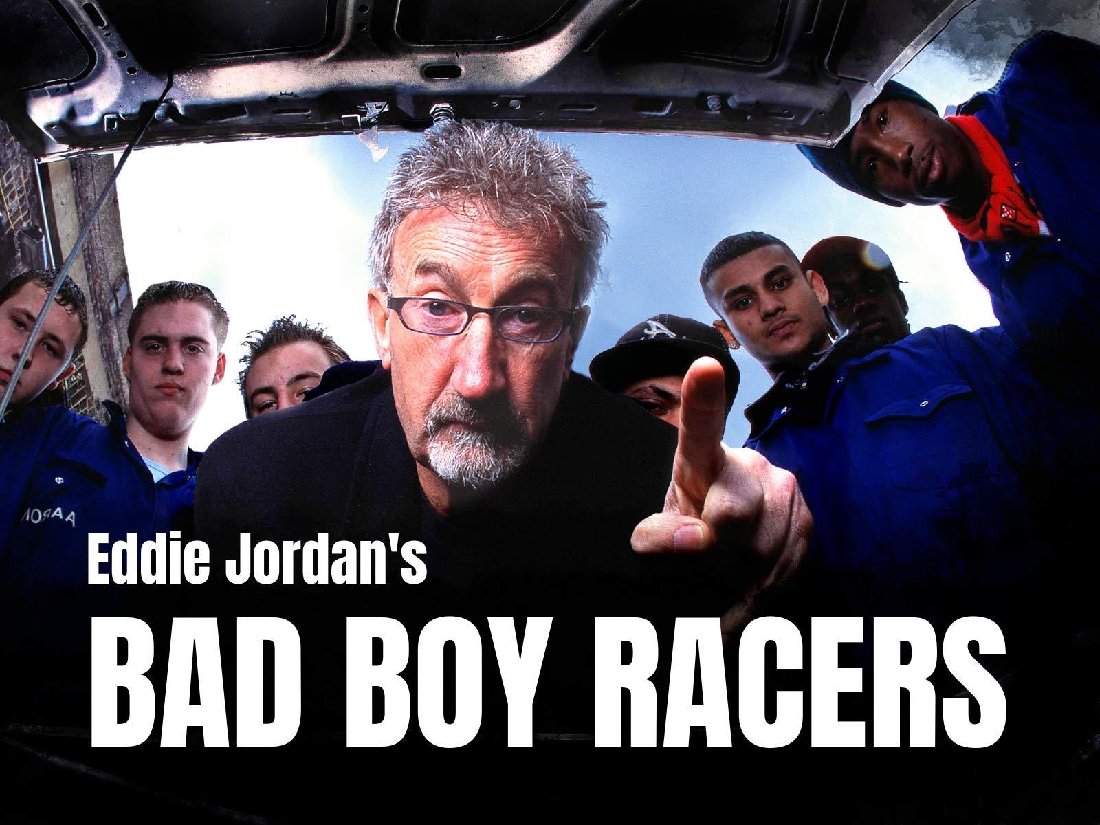 Eddie Jordan's Bad Boy Racers