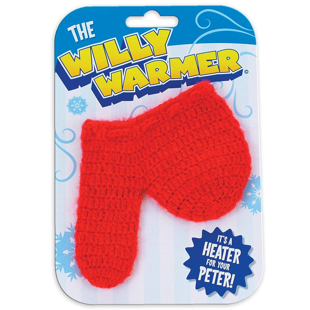 willy warmer red